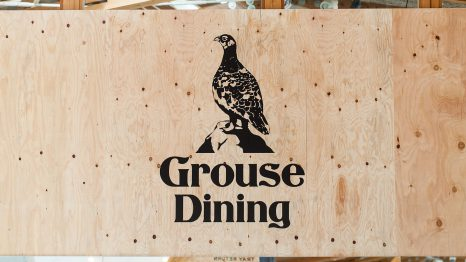 grouse dining